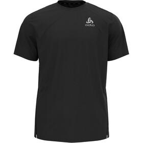 Odlo Zeroweight Chill-Tec T-Shirt S/S Crew Neck Men, negro